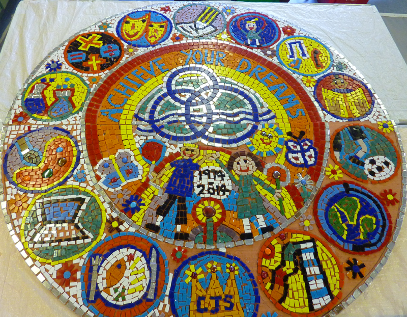crosshall mosaic 1