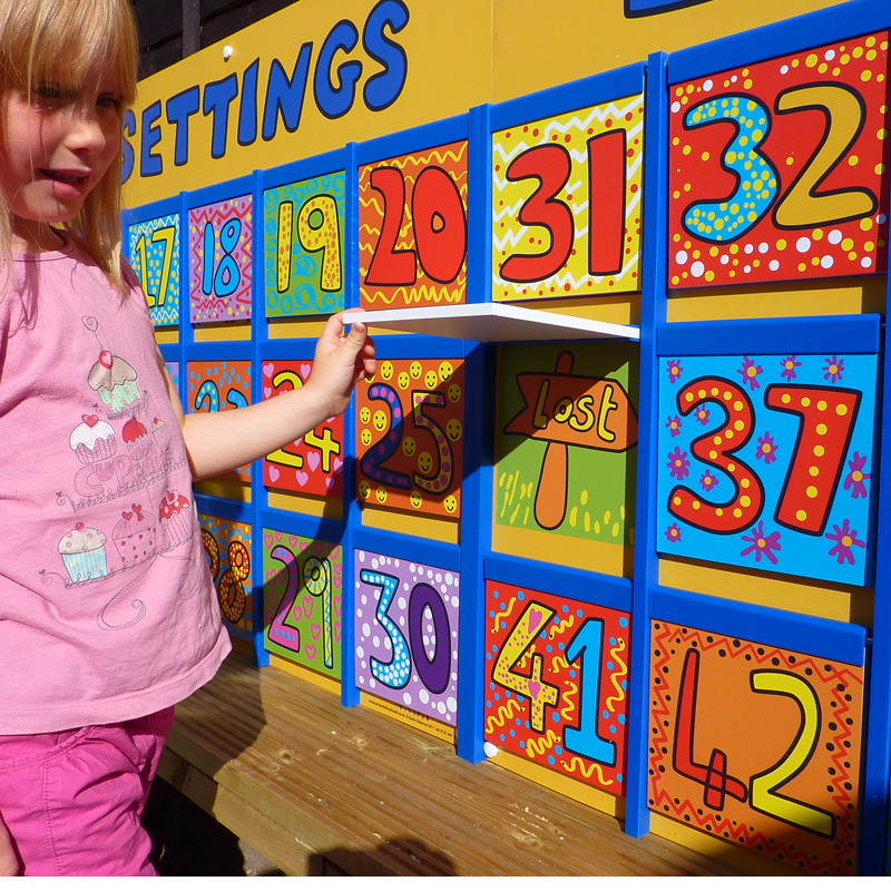 Story Telling & Numeracy events