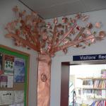 Marvellous metal tree