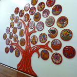 Rushey  Mead Primary tree